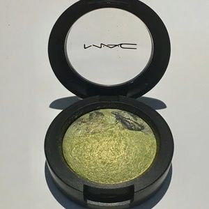 Mac Fresh Green Mix Mineralize Eye Shadow